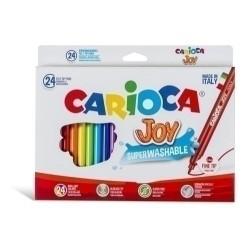 ROTULADOR FIBRA CARIOCA JOY...