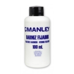 BARNIZ FIJADOR MANLEY 100 ML.