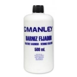 BARNIZ FIJADOR MANLEY 500 ML..