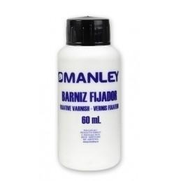 BARNIZ FIJADOR MANLEY 60 ML.