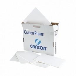 CARTÓN PLUMA CANSON NEGRO 5...