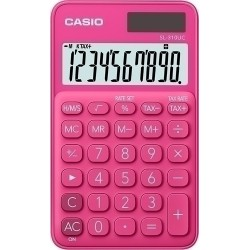 Calculadora bolsillo CASIO...