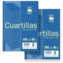 PAPEL A5 OLEF 80 G. 500 H....