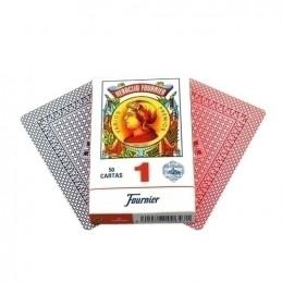 BARAJA Nº 1 50 CARTAS CAJA...