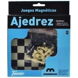 JUEGO MAGNÉTICO AJEDREZ 16...
