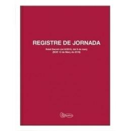 LIBRO REGISTRO JORNADA...