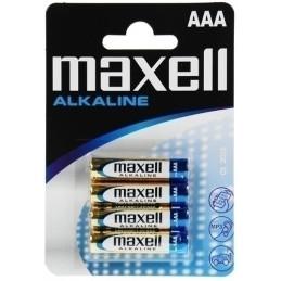 PILAS ALCALINA MAXELL LR03...