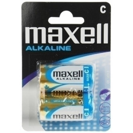 PILAS ALCALINA MAXELL LR14...
