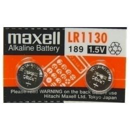 PILAS MAXELL MICRO LR1130...