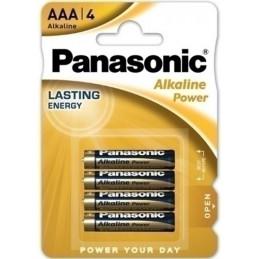 PILAS PANASONIC ALKALINE...