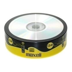 CD-ROM MAXELL 700 Mb. / 80...
