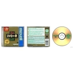 DVD +R MAXELL 4,7 Gb....