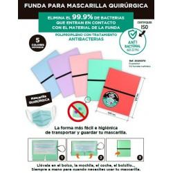 Fundes Mascareta QUIRÚRGICA