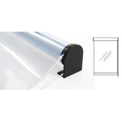 CORTINA ENROLLABLE PVC...