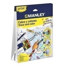 MANLEY ARTIST CALCA Y...