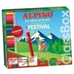 LLAPIS DE COLORS ALPINO...