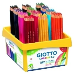 LÁPICES GIOTTO COLORS 3.0...
