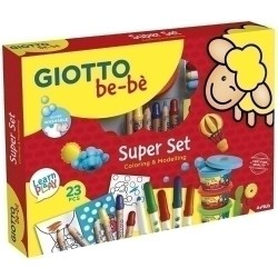 SUPER SET GIOTTO BE-BE (3...