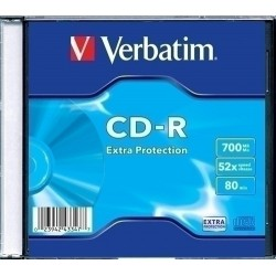 CD-ROM Verbatim 700 Mb. /...