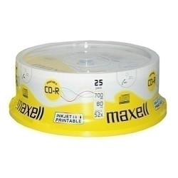 CD-ROM MAXELL 700 Mb. / 80...