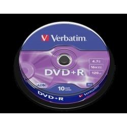 DVD +R Verbatim 4,7 Gb....