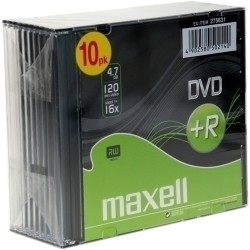 DVD +R MAXELL 4,7 Gb....