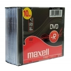 DVD -R MAXELL 4,7 Gb....
