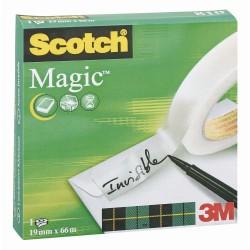 Cinta adhesiva invisible 66...