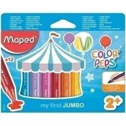CERES MAPED WAX JUMBO COLOR...